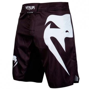 Short MMA Venum Light 3.0 Noir/Blanc