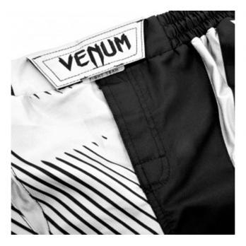 Short MMA Venum NOGI 2.0  noir/blanc