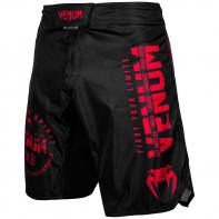 Short MMA Venum Signature Noir/Rouge
