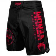 Short MMA Venum Signature Noir/Rouge