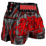 Short Muay Thai Buddha Fight