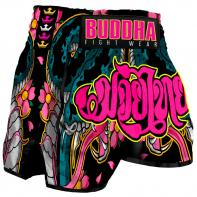 Short Muay Thai Buddha Cobra