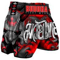 Short Muay Thai Buddha Demon