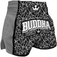 Short Muay Thai Buddha Retro Galactic