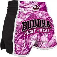 Short Muay Thai Buddha Retro Princess