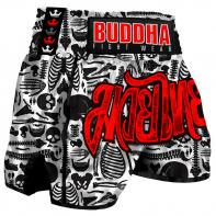 Short Muay Thai Buddha Skeletor