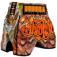 Short Muay Thai Buddha Tiger