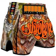 Short Muay Thai Bouddha Tigre