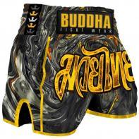 Short Muay Thai Buddha Turbulence