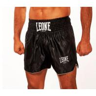 Short Muay Thai Leone Basic Noir