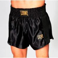 Short Muay Thai Leone Essential black