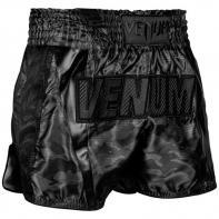 Short Muay Thai Venum Full Cam noir