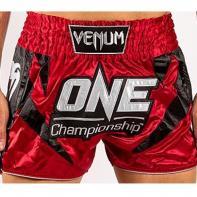 Short Muay Thai Venum X One FC red