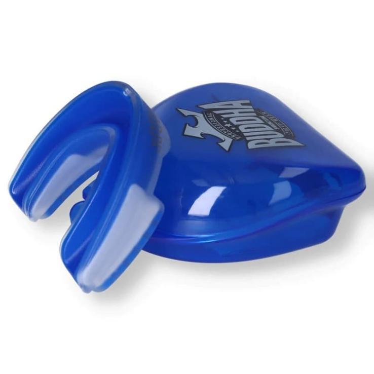 Protège dent boxe Buddha Premium blue