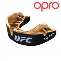 Protège dent boxe Opro Gold ver  Metal Gold  UFC