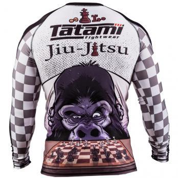 Rashguard  Tatami   Chess Gorilla