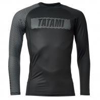 Tatami Essential 3.0 Rashguard à manches longues noir / gris