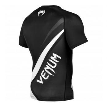 Rashguard Venum Contender 4.0 Noir / Gris-Blanc