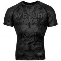 Rashguard Venum Devil black/black