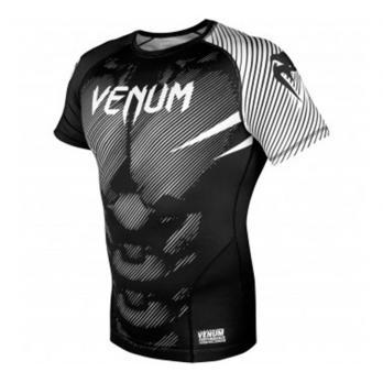 Rashguard Venum NOGI 2.0 Noir / Blanc