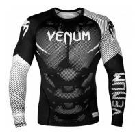 Rashguard Venum NOGI 2.0 Noir / Blanc l /s