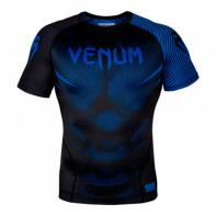 Rashguard Venum NOGI 2.0 Noir / Bleu