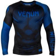 Rashguard Venum NOGI 2.0 Black/Blue l/s
