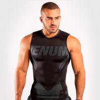 Rashguard Venum ONE FC Impact black / black sleeveless