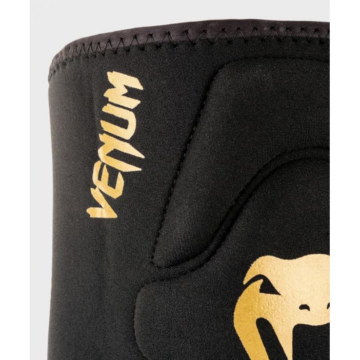 Genouillères Venum Kontact Evo black / gold