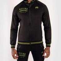 Hoodie Venum Boxing Lab black / green