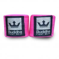 Bandes de boxe Buddha light neo pink