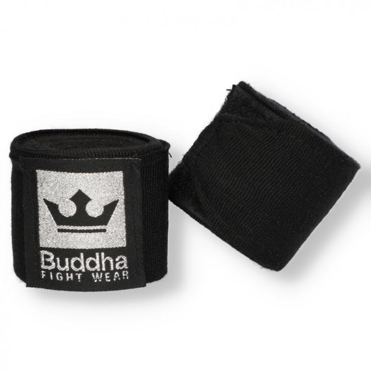 Bandes de boxe Buddha noir