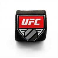 Bandes de boxe UFC noir 4,5 m