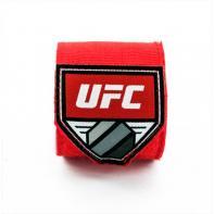 Bandes de boxe UFC red  4,5 m