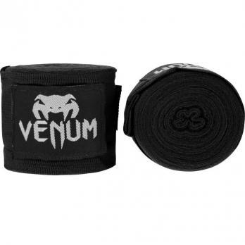 Bandes de boxe Venum  2,5m Noir