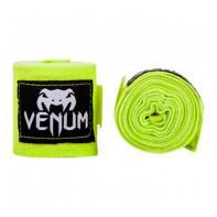 Bandes de boxe Venum 4m Neo Yellow