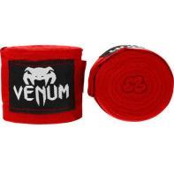 Bandes de boxe Venum 4m Rouge